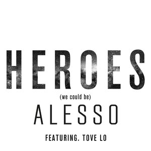 Image for 'Heroes (We Could Be)'