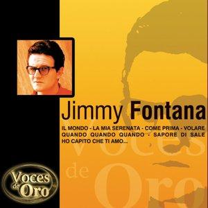 Image for 'Voces de Oro : Jimmy Fontana'