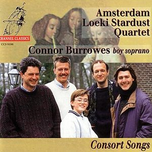 Image for 'Consort Songs'