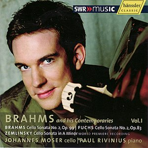 Image for 'Brahms and his Contemporaries Vol. I'