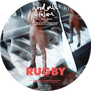 Image for 'Goodwill Falcon/Rugby Split Single (CD)'