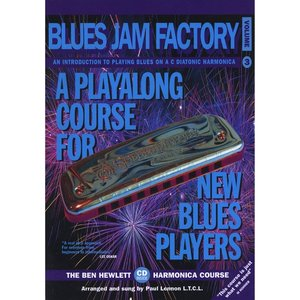 Image for 'Blues Jam Factory (double album)'