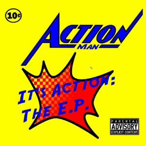 Image for 'It's Action: The E.P.'