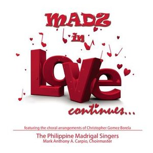 Image for 'Madz in Love Continues...'
