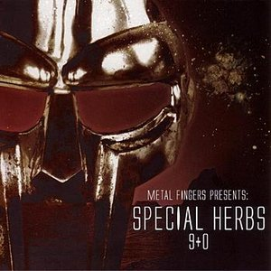 Imagem de 'Metal Fingers Presents: Special Herbs 9+0'