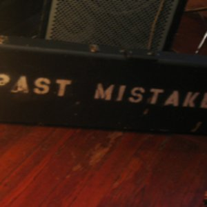 Image for 'Past Mistakes'