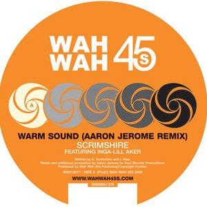 """Warm Sound 12"" single""的封面"