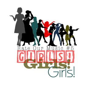 Image for 'Rate Our Music #5: Girls! Girls! Girls!'