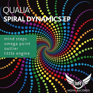 Image for 'Spiral Dynamics EP'