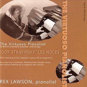 Image for 'The Virtuoso Pianolist'
