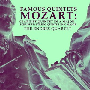 Image for 'Mozart: Clarinet Quintet in A Major - Schubert: String Quintet in C Major'
