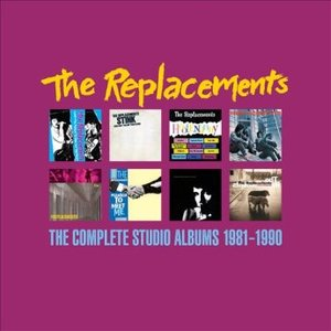 Image for 'The Complete Studio Albums: 1981-1990'
