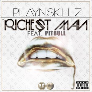 Image for 'Richest Man (feat. Pitbull) - Single'