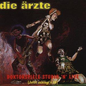 Image for 'Doktorspiele Studio 'N' Live (Jetzt schlägt's 13)'
