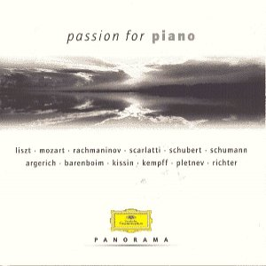 Image for 'Franz Schubert - Passion For Piano'