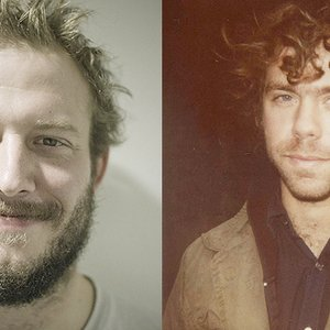 Image for 'Justin Vernon + Aaron Dessner'