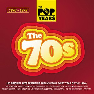 Image pour 'The Pop Years 1970 - 1979'