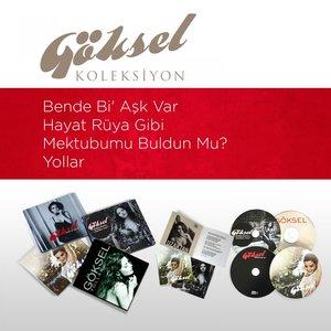 Image for 'Göksel Koleksiyon (Bende Bi Aşk Var / Hayat Rüya Gibi / Mektubumu Buldun Mu? / Yollar)'