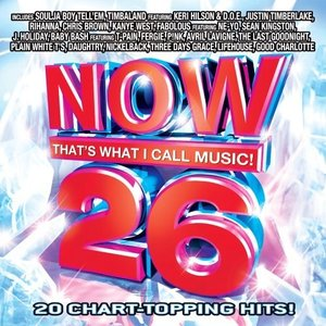 Image pour 'Now That's What I Call Music Vol. 26'