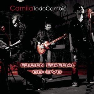Image for 'Todo Cambió Edición Especial CD + DVD'