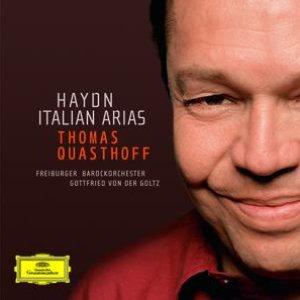 Image for 'Haydn: Italian Arias'
