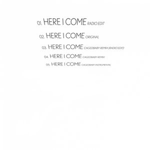 Image for 'Here I Come'