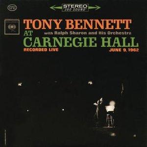 Bild für 'Tony Bennett At Carnegie Hall - The Complete Concert'