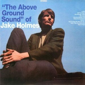 Image for 'Above Ground Sound of Jake Holmes'