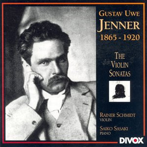 Image for 'Jenner: Violin Sonatas Nos. 1-3 (Brahms and His Friends, Vol. 7)'