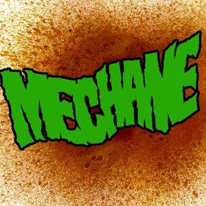 """""""Mechane""""的封面"""