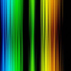 Bild für 'Between a spectrum'