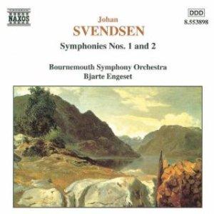 Image for 'SVENDSEN: Symphonies Nos. 1 and 2'