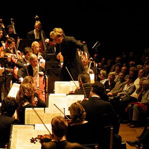 Image for 'Marin Alsop: Bournemouth Symphony Orchestra'