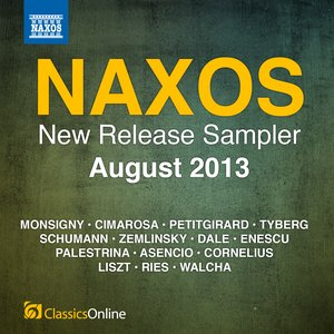 Image for 'Naxos August 2013 New Release Sampler'