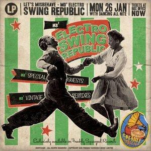 Immagine per 'Mo' Electro Swing Republic - Let's Misbehave'
