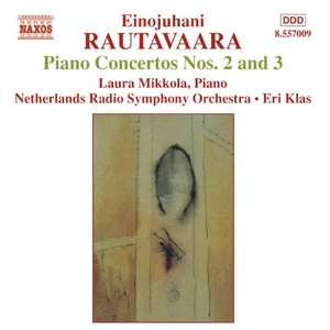 Image for 'RAUTAVAARA: Piano Concertos Nos. 2 and 3 / Isle of Bliss'