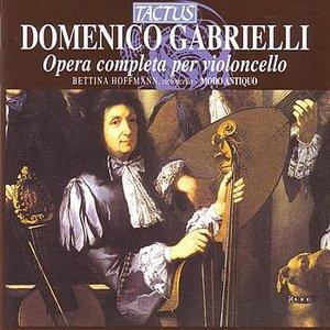 Image for 'Gabrielli: Opera Completa Per Violoncello'