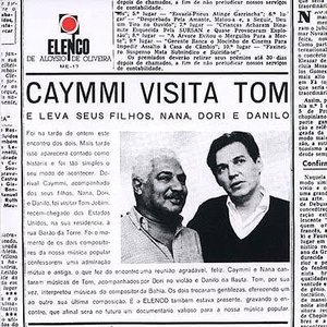 Image for 'Caymmi Visita Tom'
