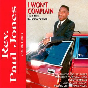 Image for 'I Won't Complain (Extended Version)'