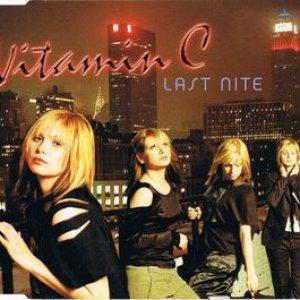 """Last Nite""的封面"