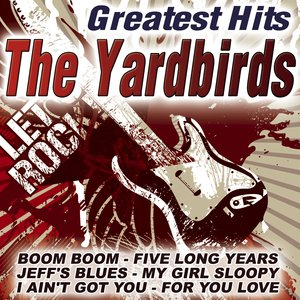 Image pour 'Greatest Hits- The Yardbyrds'