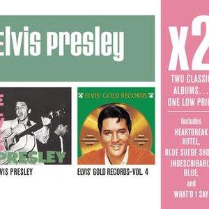Image for 'X2 (Elvis Presley/Elvis' Gold Records, Vol.4)'