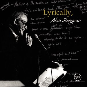 Image pour 'Lyrically, Alan Bergman'