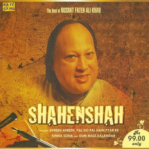 Image for 'Shehanshah -The Best Of  Nusrat Fateh Ali Khan'