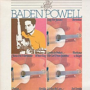 Image for 'The Guitar Artistry Of Baden  Powell'