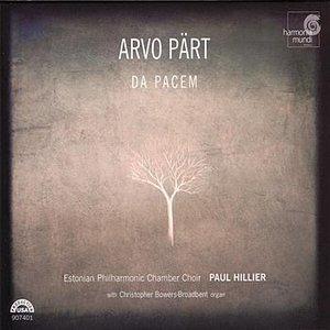 Image for 'Pärt: Da pacem'