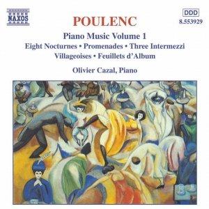 Image for 'POULENC: Piano Music, Vol.  1'