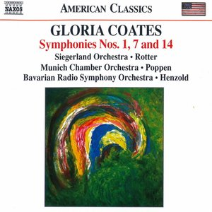 Immagine per 'COATES: Symphonies Nos. 1, 7 and 14'