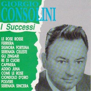 Immagine per 'I successi di Giorgio Consolini'