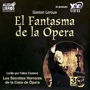 Imagem de 'Gaston Leoux: El Fantasma de la Ópera (Abridged)'